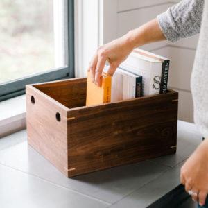 Book Display Box