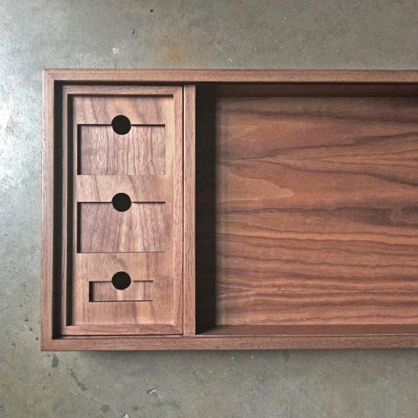 Customized Marketing Wooden Display Box