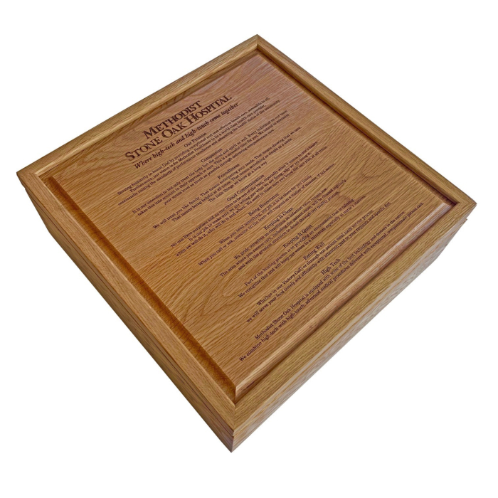 Custom Made Boxes for Client Proposal
