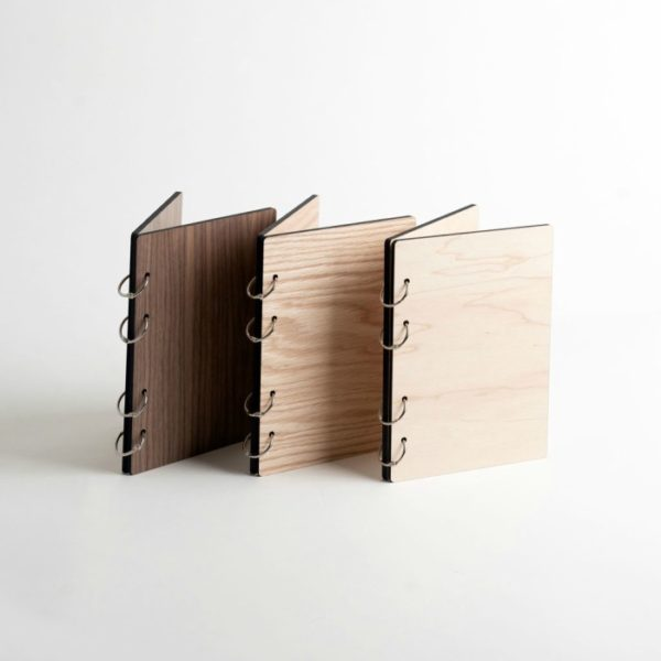 Wooden Journals - Personalized