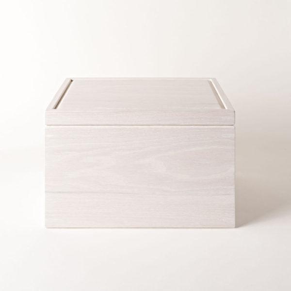 White Memory Box
