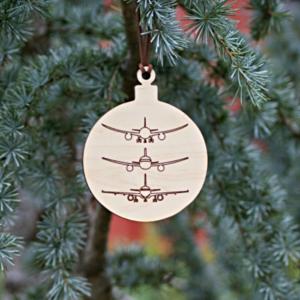 plane ornament
