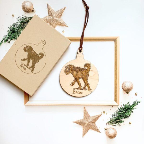 Doodle Ornament