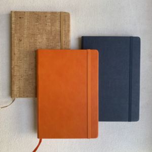 personalize leather journal