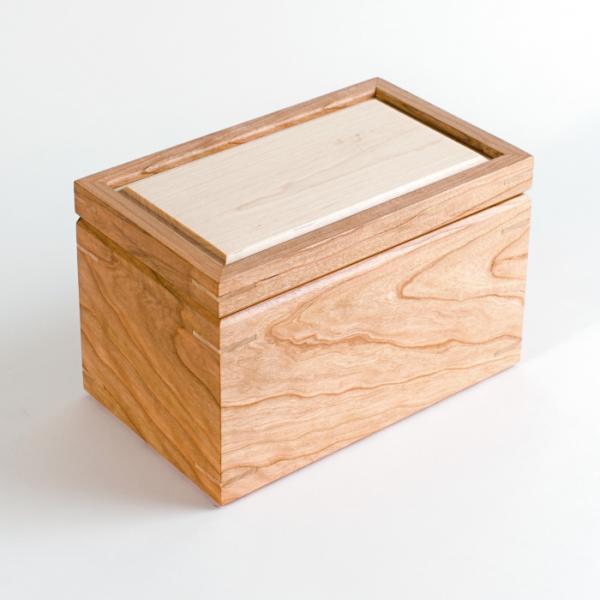 XL Wood Keepsake Box